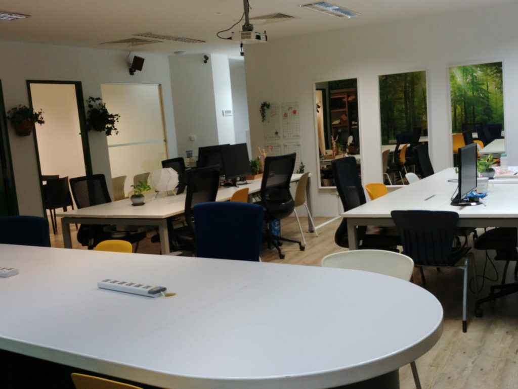 B1 Co-working space