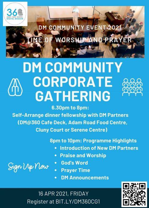 Community Corporate Gathering